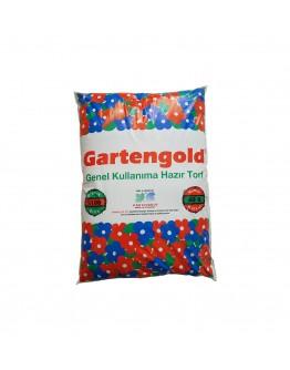 Gartengold Organik Genel Kullanım Torf 40 Litre