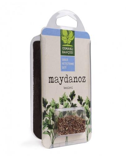 Osmanlı Bahçesi Yerli Maydanoz Tohumu + Organik Solucan Gübresi Paketi