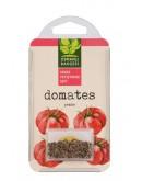 Osmanlı Bahçesi Yerli Pembe Domates Tohumu + Organik Solucan Gübresi Paketi