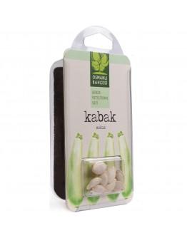 Osmanlı Bahçesi Sakız Kabak Tohumu + Organik Solucan Gübresi
